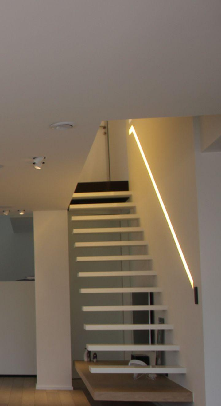 Eclairage Escalier Led